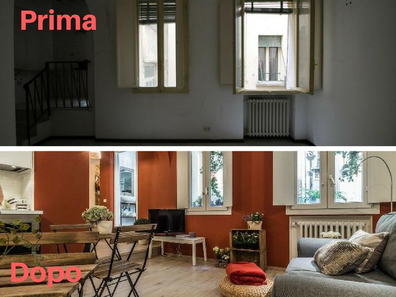 Valorizzare un appartamento in affitto il trend dell home for Un aiuola dell appartamento