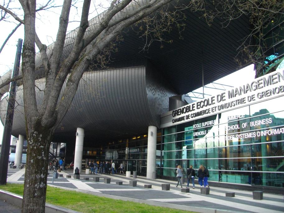 Grenoble Ercole de Management, fonte:Wikimedia