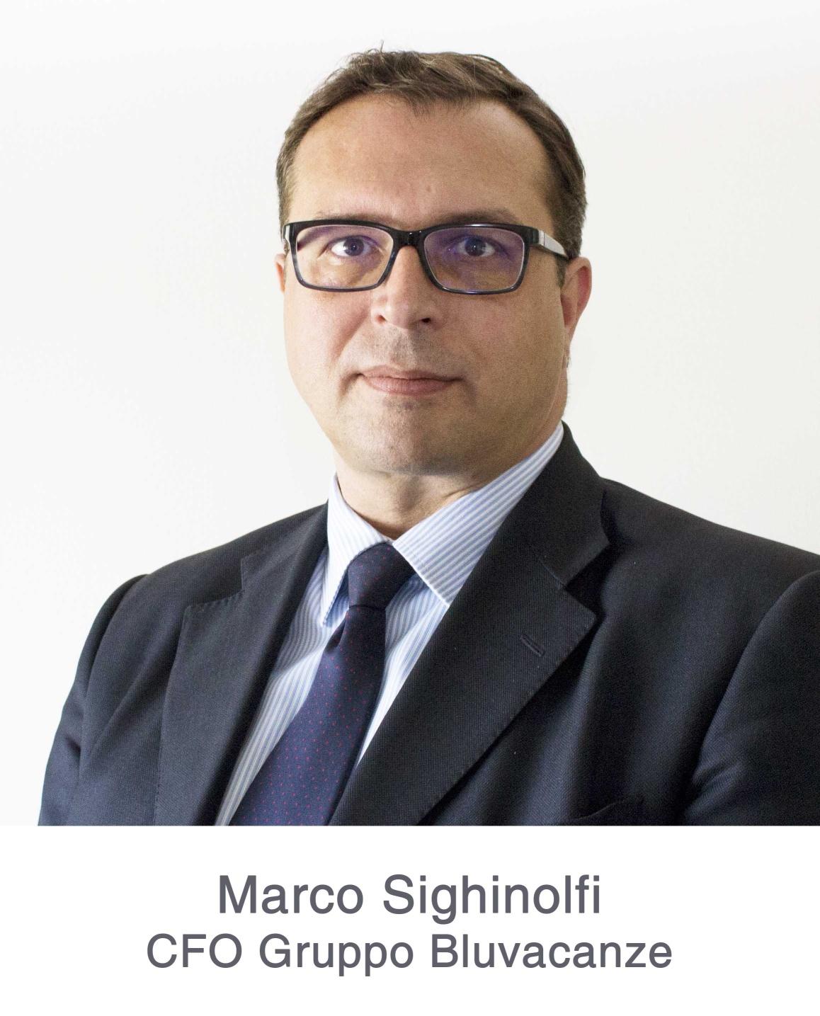 Agenzie Lavoro Pavia: Marco Sighinolfi Nuovo CFO Del Gruppo Bluvacanze